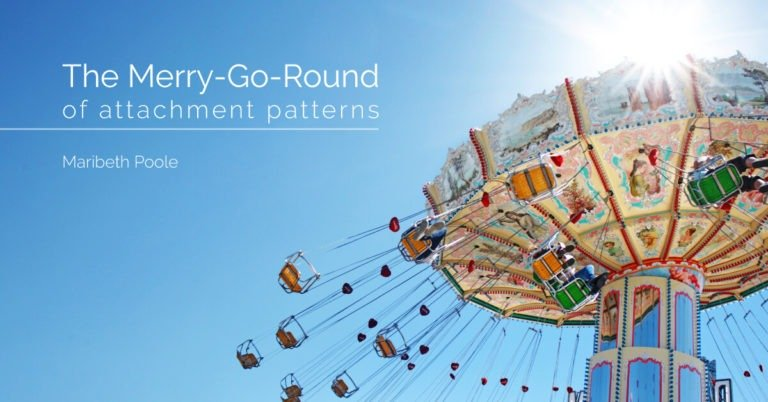 the merry go round of attachment patterns maribeth poole