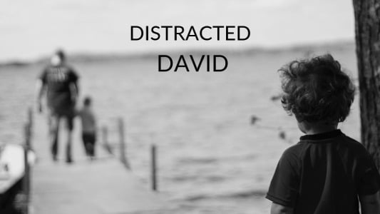 Distracted David email 1