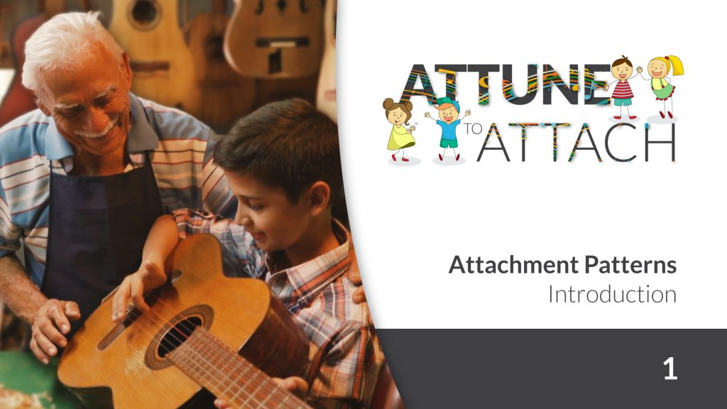 attune to attach attachment patterns introduction maribeth poole