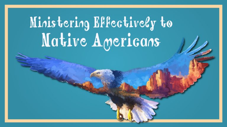 ministering effectively to native americans dunton