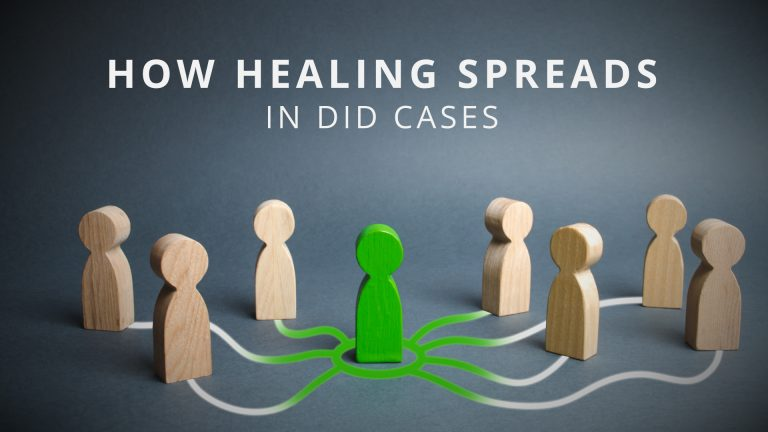 how healing spreads in did cases wilder