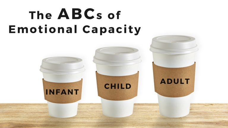 the abcs of emotional capacity warner