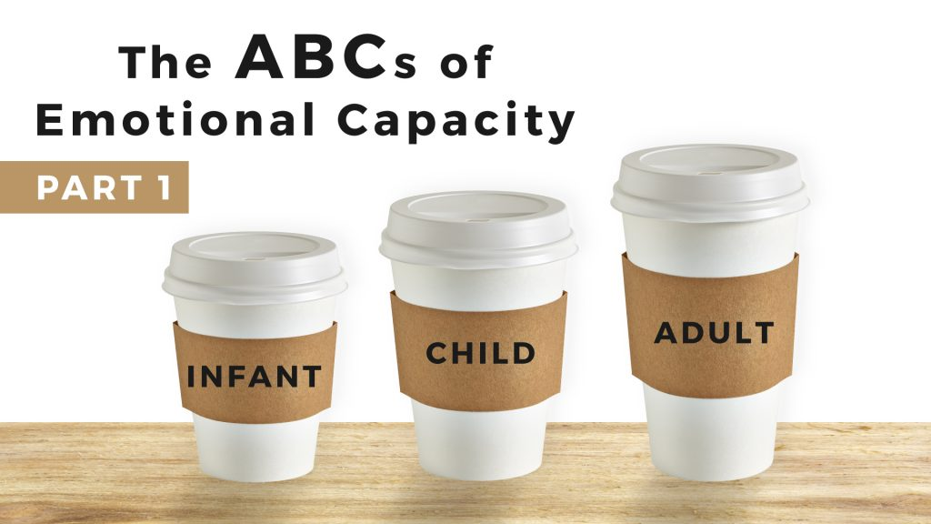 the abcs of emotional capacity warner PART 1