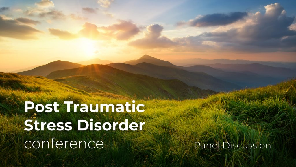 post traumatic stress disorder conference 8