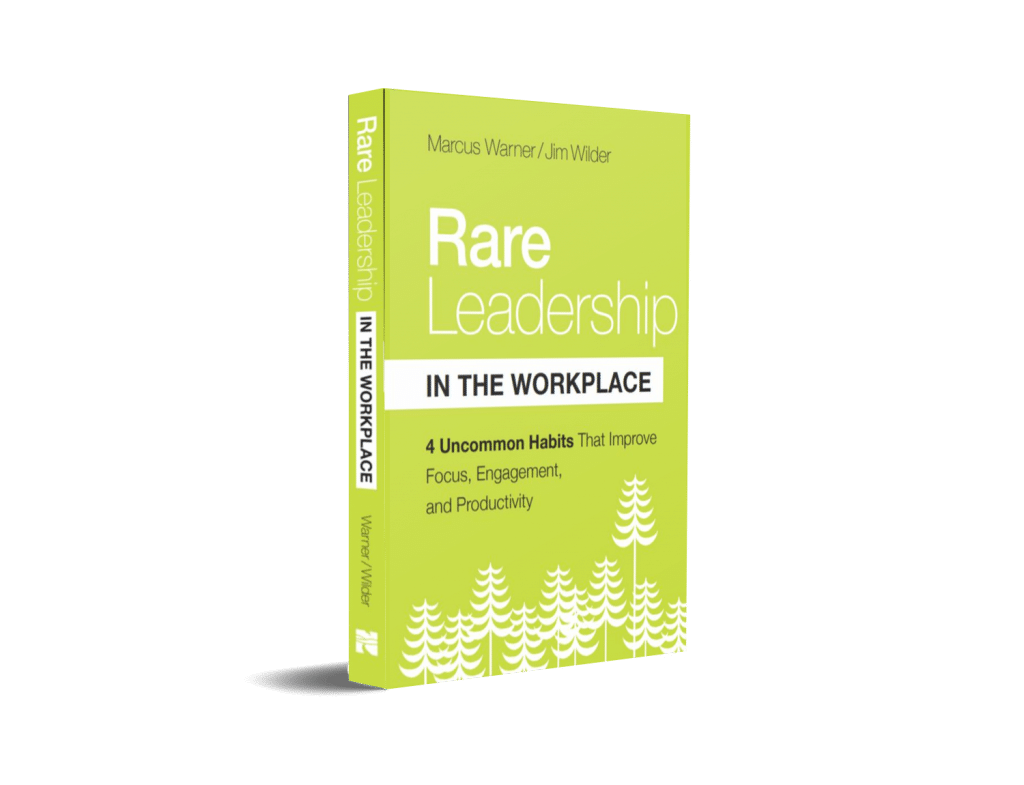 Rare Leadership in the Workplace 3D with Spine